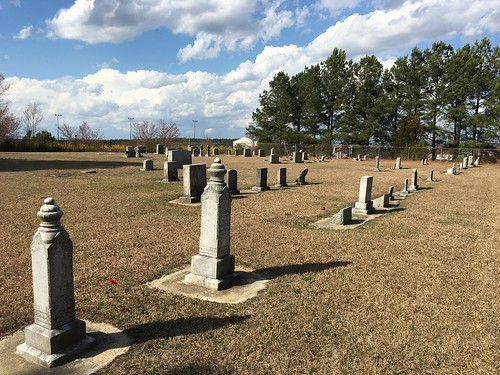 Mt Hermon Baptist Church Cemetery I/RDU | by base10