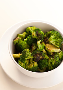 bowl of broccoli | by jules:stonesoup