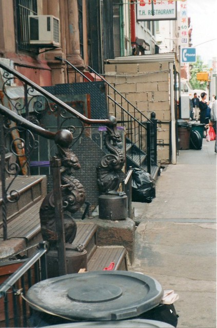 Lower East Side: New York City, NY - 1997