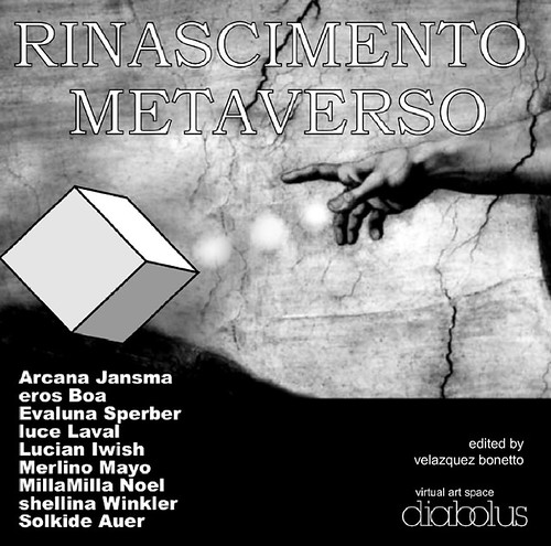 "The Book ""Rinascimento Metaverso"""