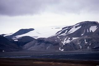 Glacier (in Icelandic: jökull)