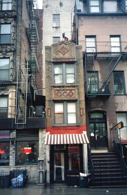 St. Marks Place, New York City, NY (1997)