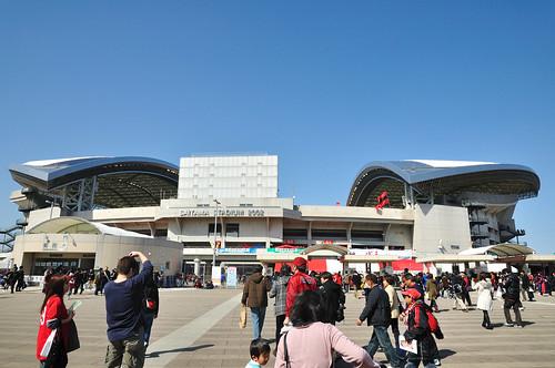Saitama Stadium 2002   by yoppy