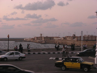 Corniche, Alexandria, Egypt