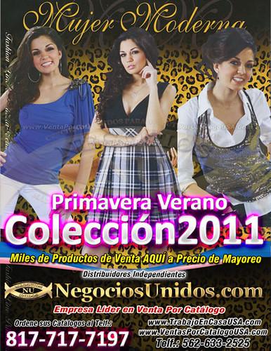 Catalogo 2011 Mujer Moderna Blusas Pantalones Dama Venta A Flickr