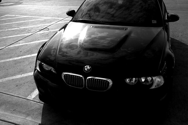 Black White Bmw E46 M3 Wallpaper Steven James Mcdonald Flickr