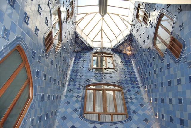 Patio Casa Batlló Antonio Cambronero Flickr