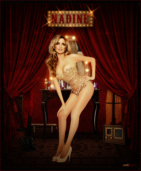 Nadine coyle launches new single insatiable and thanks fans for support