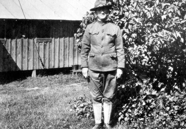 Martin William Joseph Murphy - 1917