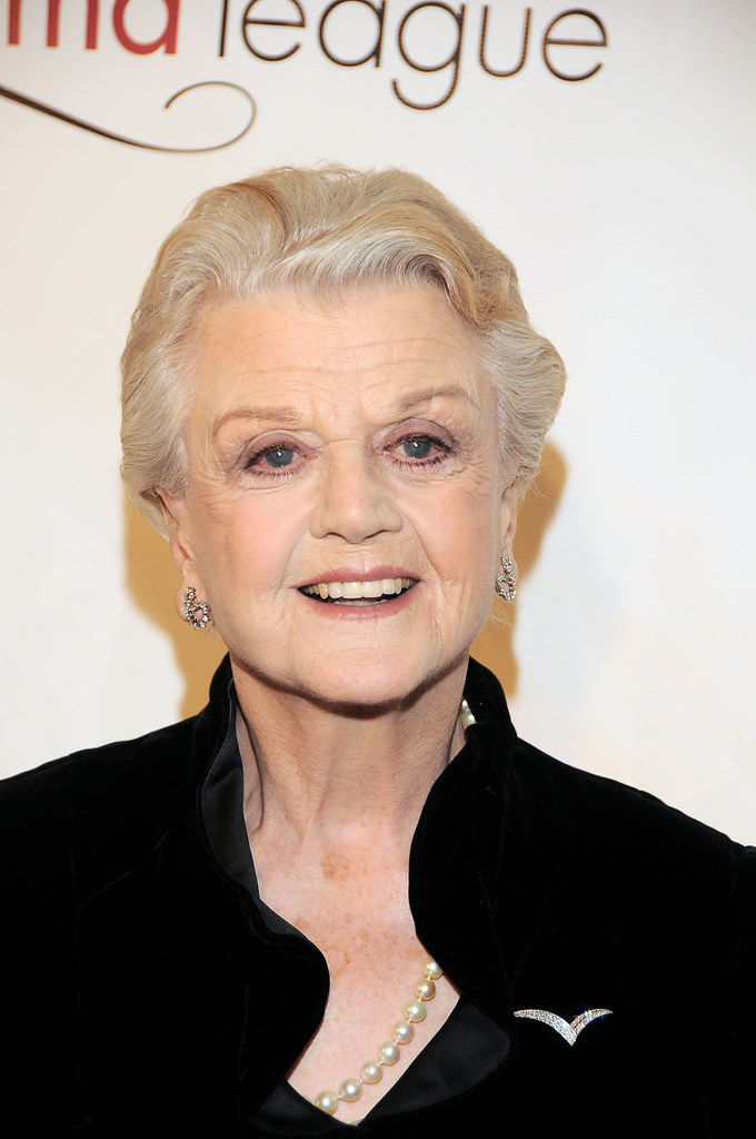 Angela Lansbury 2 | Angela Lansbury at the Drama League Bene… | Flickr