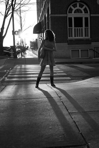sunset blackandwhite girl canon georgia downtown kayleigh athensgeorgia canonef28135mmf3556isusm ef28135mmf3556isusm canoneos450d clarkecountygeorgia