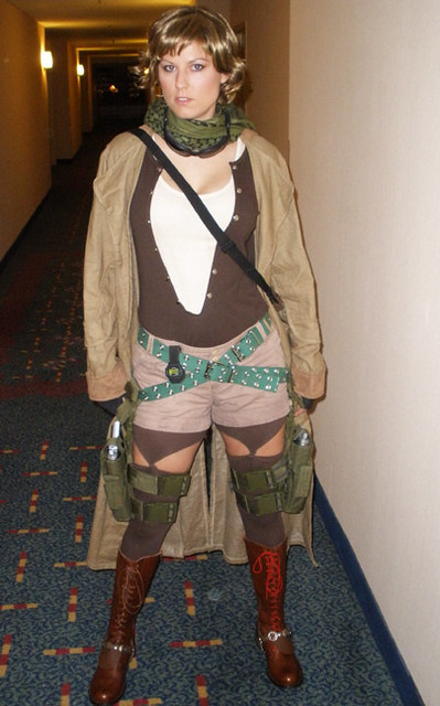 Resident Evil Extinction Alice Costume Costume Made By Www Flickr