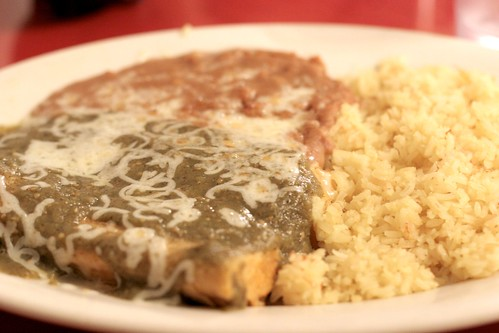 March 4: Tamales verdes at Juanita's | by gwen
