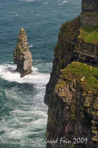 ocean ireland sea fab seascape rock landscape island coast scenery doolin theburren scenic atlantic coastline cliffsofmoher countyclare anawesomeshot sewerdoc ©jaredfein yourwonderland