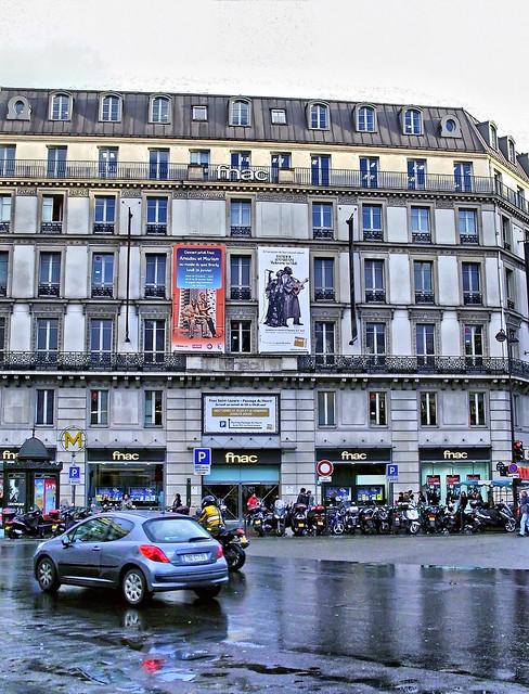 15421 Fnac Paris Saint Lazare