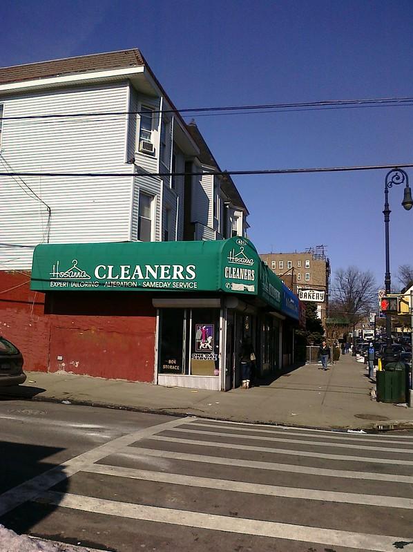 Hosanna Cleaners