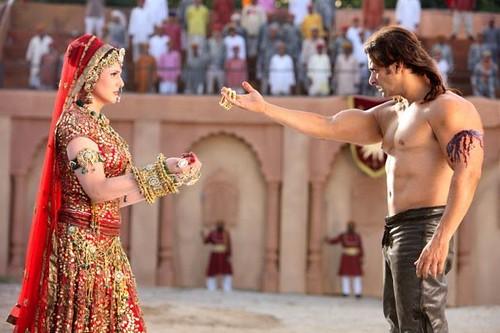 Salman Khan VEER | Salman Khan and Zarine Khan Movie VEER