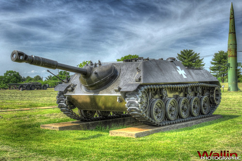 jagdpanzer kanone | by Wallin Photographic