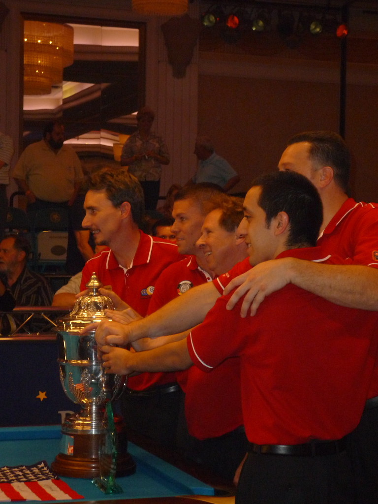 Mosconi Cup 2009 | The US won 11-7. | Hugo Haas | Flickr