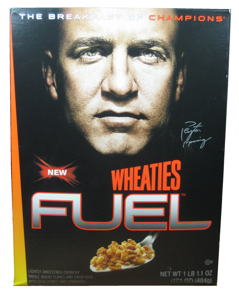 Review Of Wheaties Fuel Here