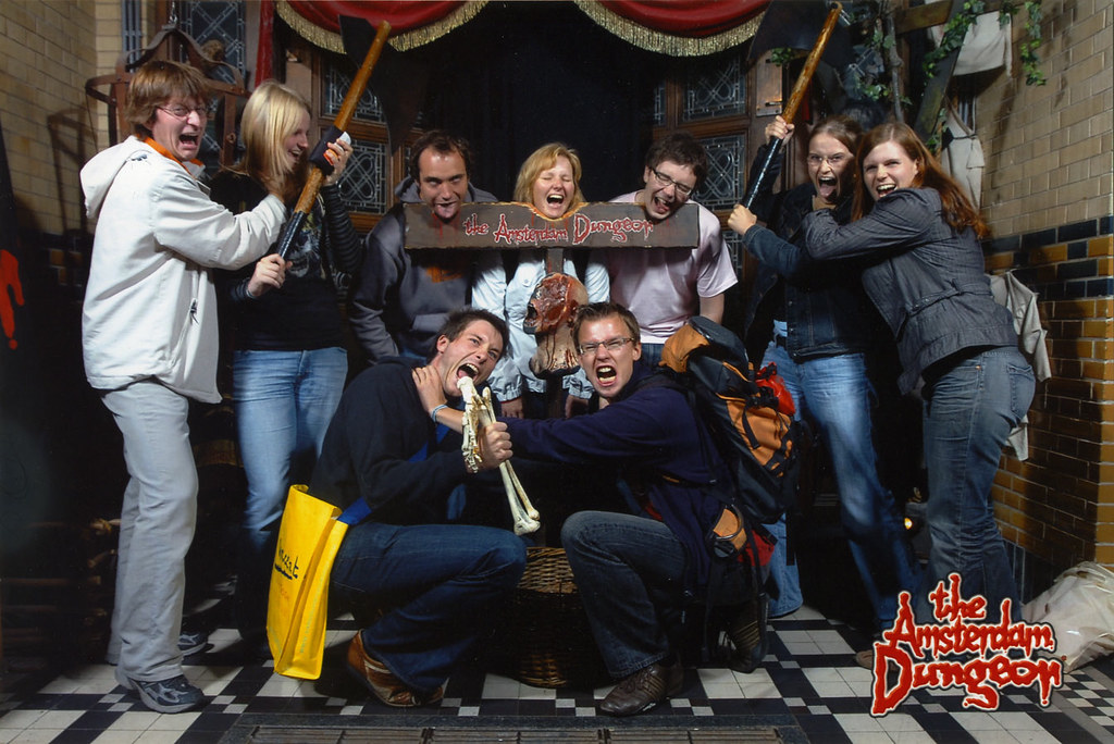 Amsterdam Dungeon | Places to visit in Amsterdam