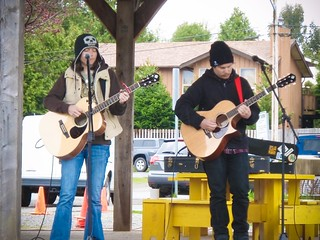 Mojave plays Earth Day celebrations