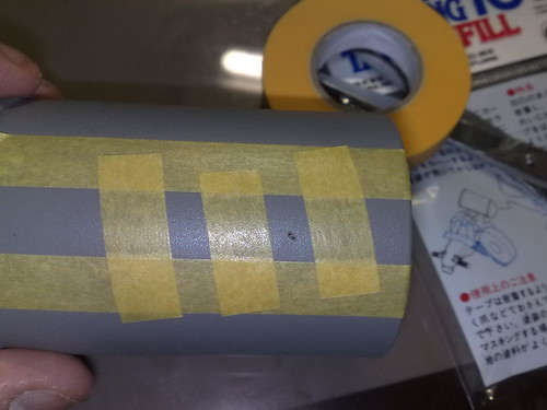 Trying out Tamiya Masking Tape | by mechnine