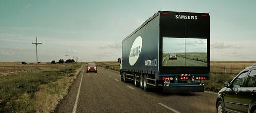 Samsung presenta Safety Truck