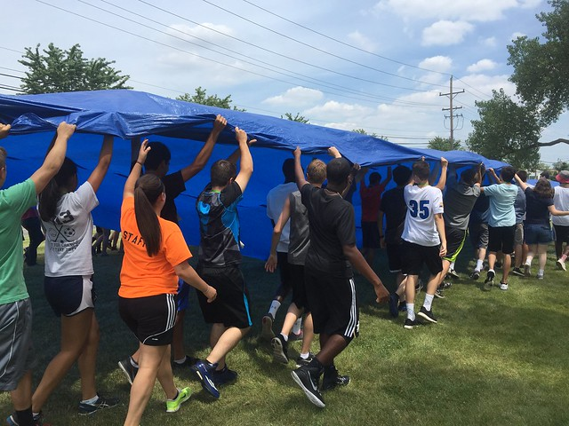 NSLC Business: Team Challenge July 24, 2015