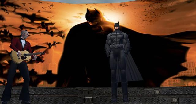 ACT - Bip! Bop! Shazam!  Comic Book Superheroes