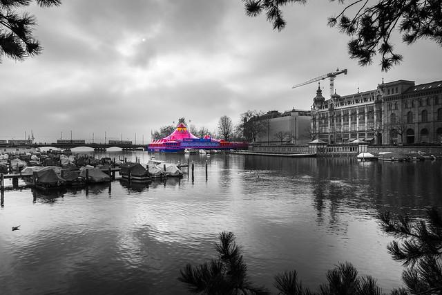 Circus Conelli in Zürich - Switzerland