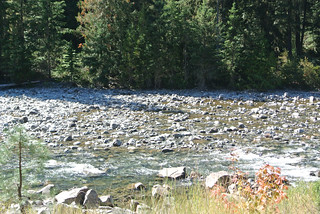 Tourus Interruptus day 3 - Last view of the Little Salmon la Sac River | by Spiral Cage