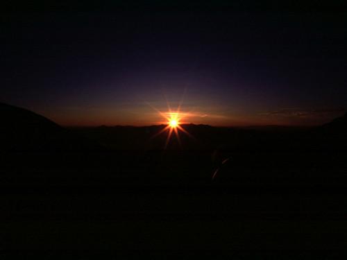 alps japan sunrise earth yama 夜明け 大地 木曽駒ケ岳