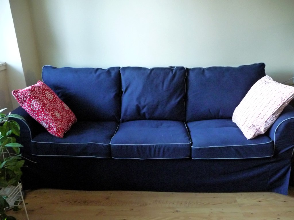 For Sale Sofa 3 Places Ikea Ektorp Bought At 600 In Fall