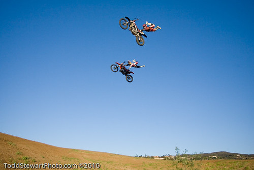 Jimmy Fitzpatrick and Mat Rebeaud