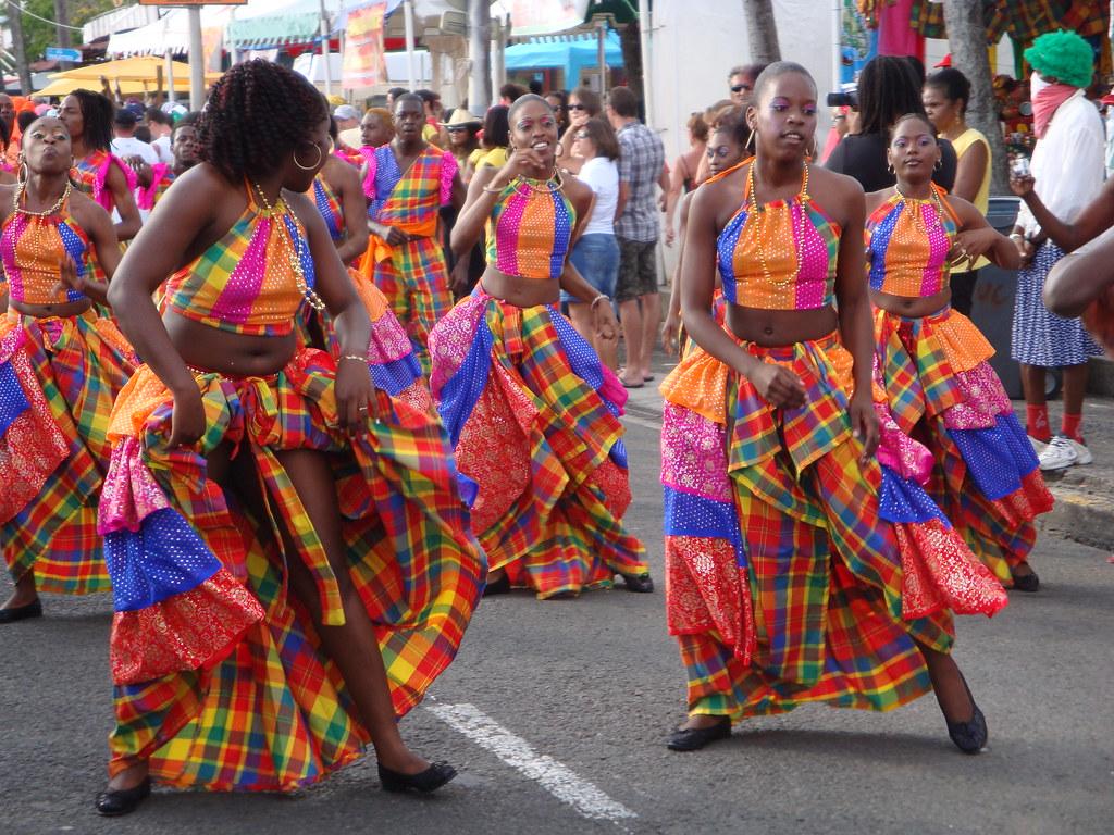 Carnaval Fort-de-France Martinique 2010 | Nawal_ | Flickr