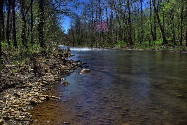 West Fork Obey River, Overton Co, TN
