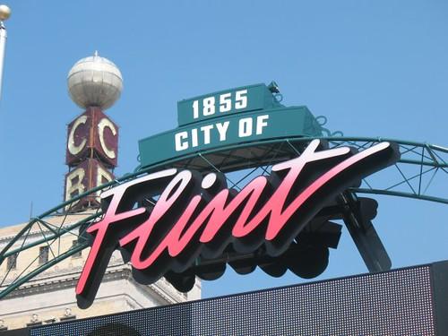Flint Michigan and Citizens Bank Weather Ball | by Michigan Municipal League (MML)