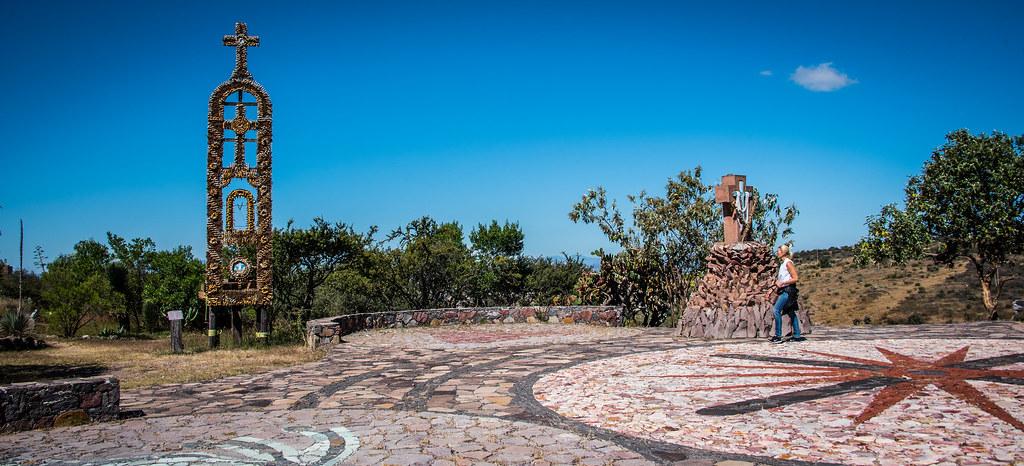Mexico - El Charco del Ingenio - Plaza de los Cuatro Vientos