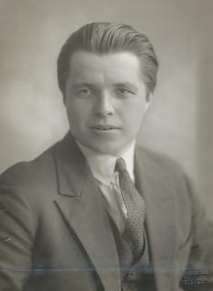 Arkitekt Frithjof William Rode (1896-1963)