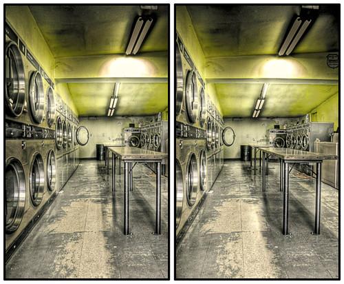stereoscopic 3d nikon silverton stereo laundry hdr stereoscopy crossview d40