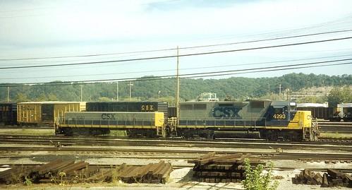 industrial kentucky transportation csx amtrakviews railroadscenes
