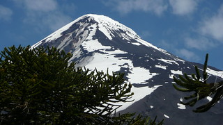 Lanín Volcano   by alonso_inostrosa