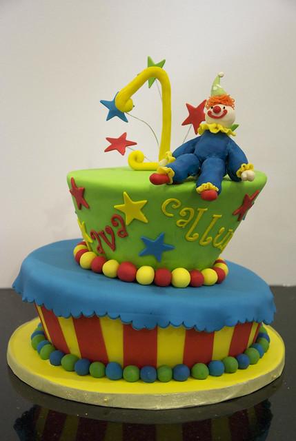 BC4045 - circus cake