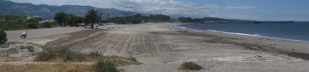 IMG_4866_5 110508 Goleta Beach from west end new sand ICE rm stitch97