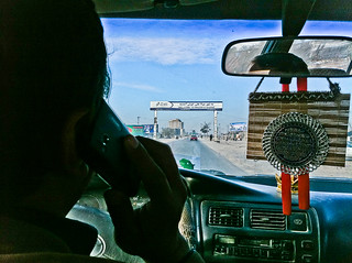 Taxi Welcome to Mazar | by peretzp