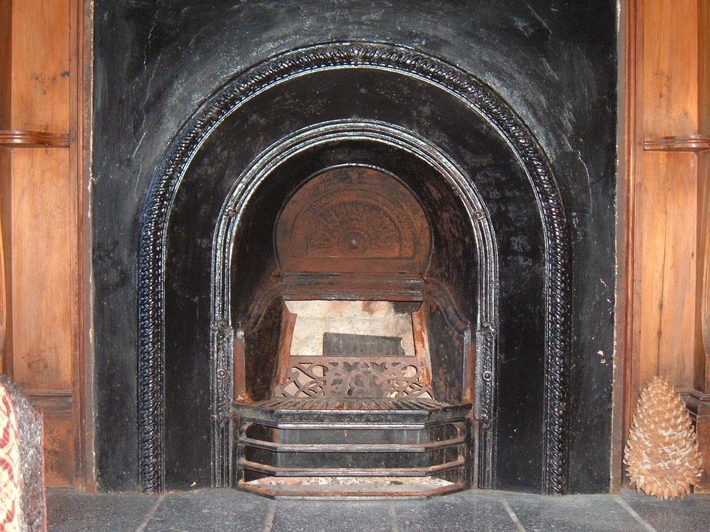 fireplace surround New Zealand 1900s
