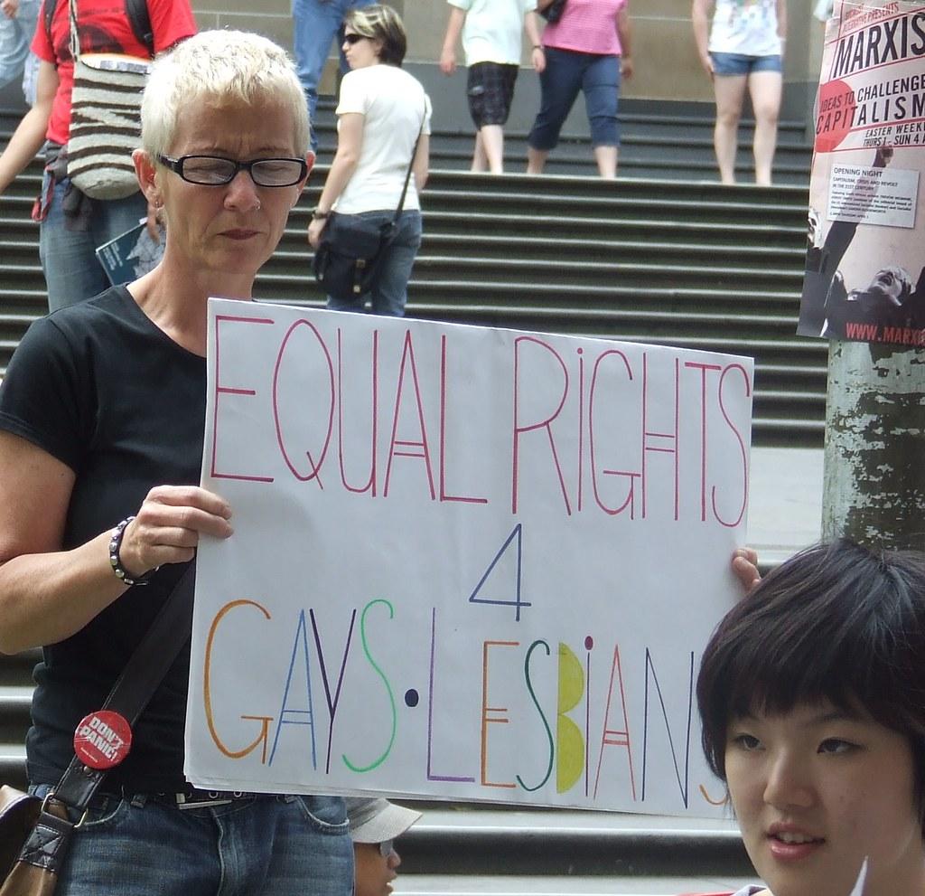 same sex marriage australia in La Trobe