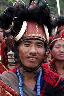 Sangtam tribe