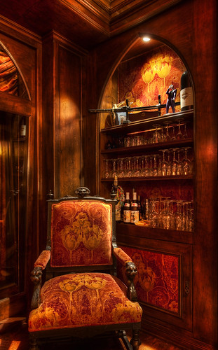 The Chair in the corner, from Hans Zimmer's studio | by Trey Ratcliff